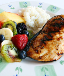 Image of Italian Grilled Chicken