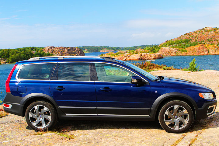 Volvo and Sweden CarPlusVacation Program