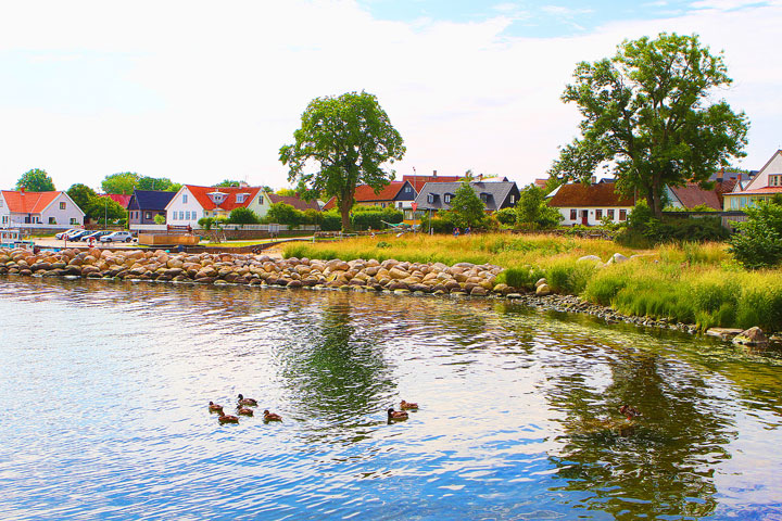 Biking Adventure in Osterlen | Discovering Sweden's Beautiful Countryside
