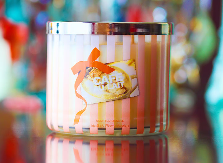 Fall Candles and Bakery Scents