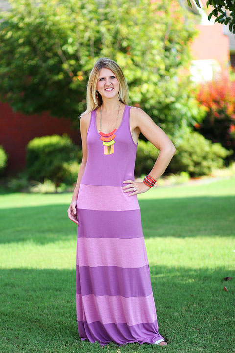 Summer to Fall Maxi Dresses