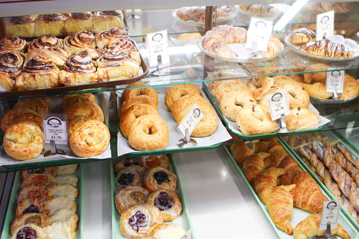 Breakfast, Cookies, and Pastries at Bandon Baking Company & Deli in Bandon, Oregon