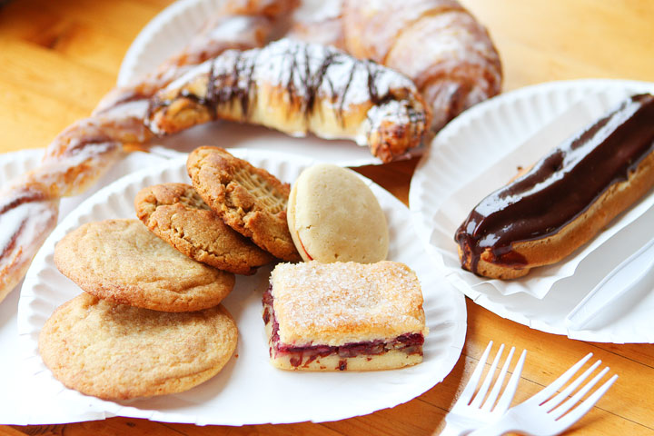 Breakfast, Cookies, and Pastries at Bandon Baking Company & Deli in Bandon, Oregon
