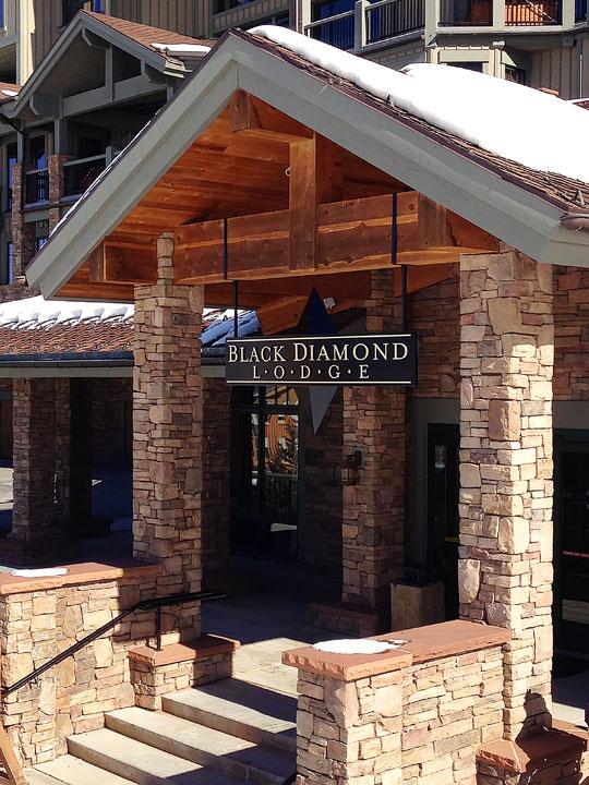 Black Diamond Lodge at Deer Valley Resort, Utah
