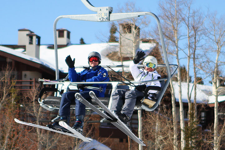 Ski Trip Itinerary to Deer Valley Utah