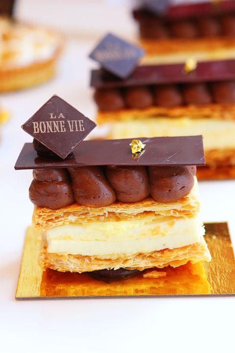 Review of La Bonne Vie Bakery at The Grand America Hotel in Salt Lake City Utah