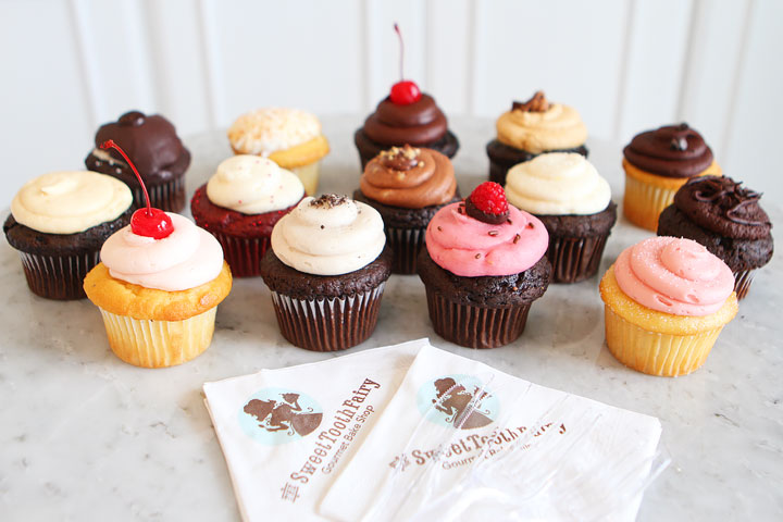 Cupcake Review at Sweet Tooth Fairy Bakery