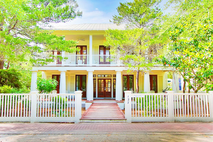 """""""String of Pearls"""" condo from Cottage Rental Agency in Seaside, FL"""