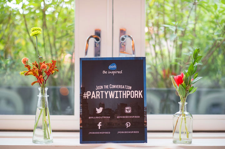 Party with Pork at The Little Goat in Chicago