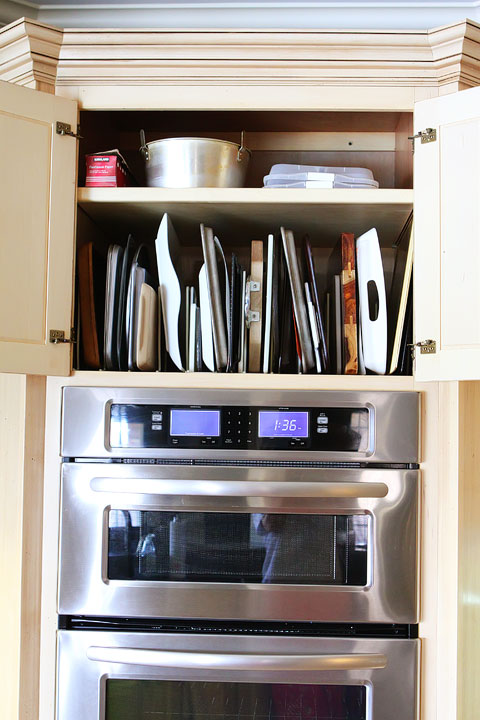Kitchen Storage Cabinets — The Best Pot Rack and Cabinet ...