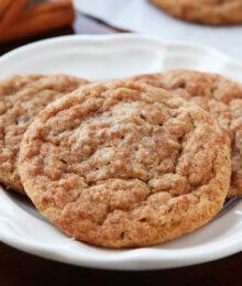 Image of Secret Ingredient Christmas Cookies