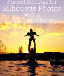 How To Take Silhouette Photos