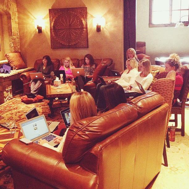Better Blog Retreat in Park City Utah