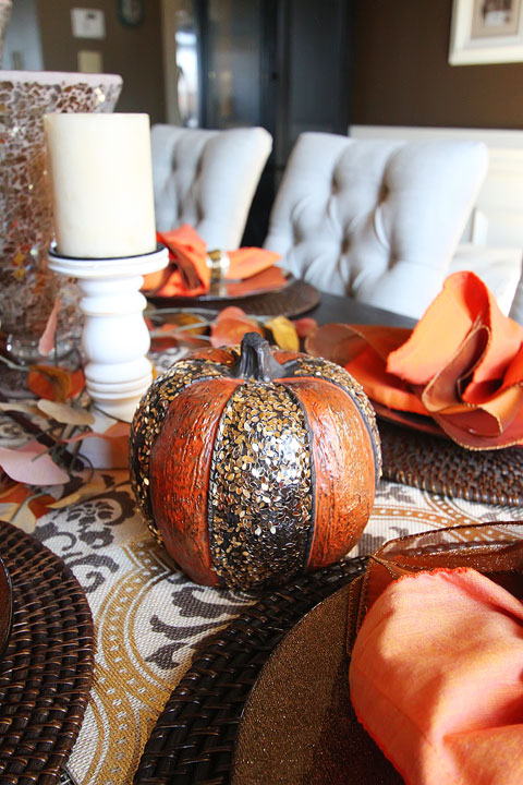 Fall Dining Room Table Decor and Inspiration