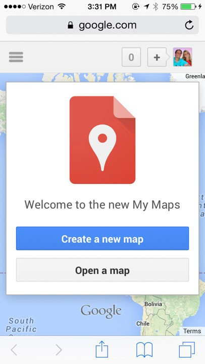 SUPER helpful tutorial to create a Custom Travel Map with Google Maps. A MUST have if you've got a trip coming up! Works with the NEW Google My Maps!