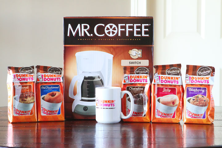 Dunkin' Donuts Bakery Flavors Coffee Giveaway ($350 value)