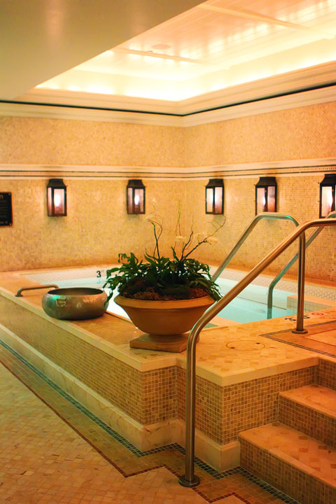 Ultimate relaxation at The Spa at Montage Deer Valley in Park City, Utah