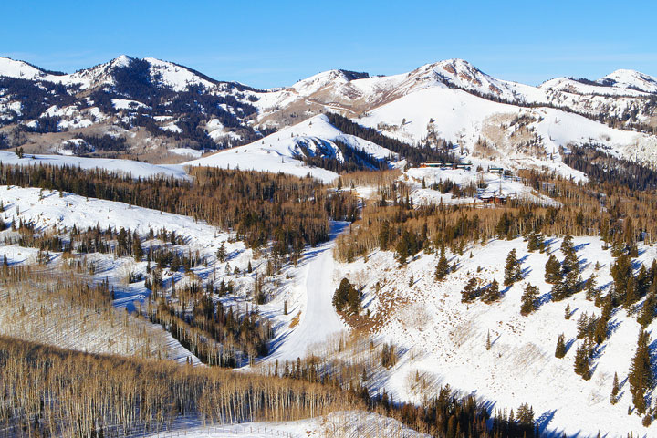 Winter Vacation: Skiing and Snowmobiling at Deer Valley Resort in Park City, Utah