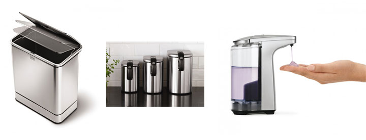 SimpleHuman Smart Kitchen Giveaway!