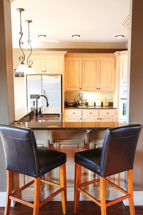 New House Tour Kitchen Update Kevin Amp Amanda