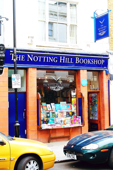 Notting Hill, London. Tips for planning the perfect day in London. www.kevinandamanda.com #travel #london #nottinghill