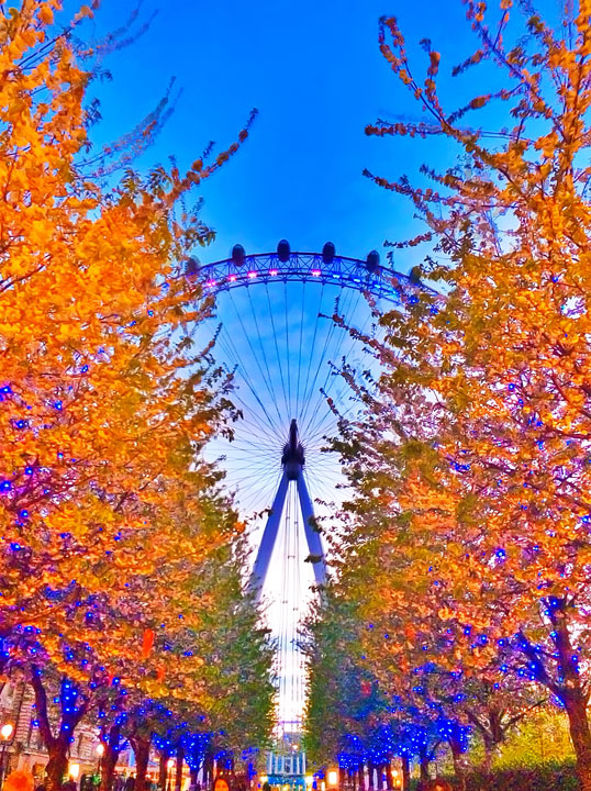 London Eye. Tips for Planning a London Vacation. www.kevinandamanda.com. #travel #london #england