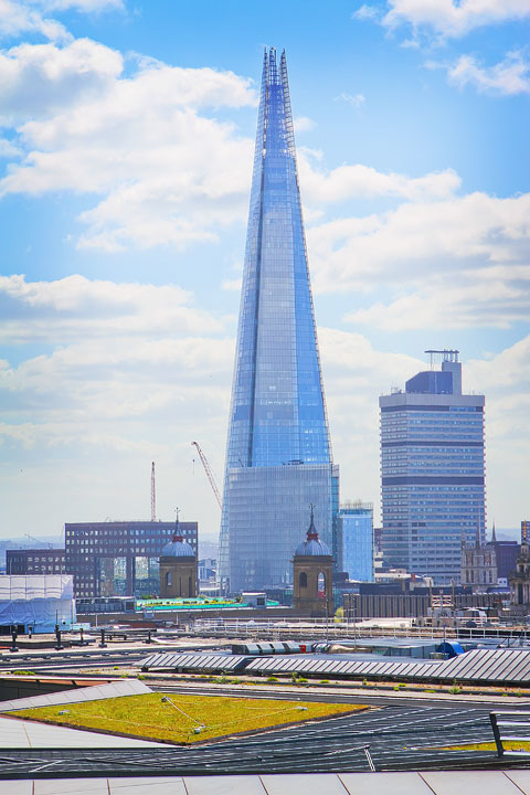 Where to get the best FREE skyline views in London. Tips for Planning a London Vacation. www.kevinandamanda.com. #travel #london #england