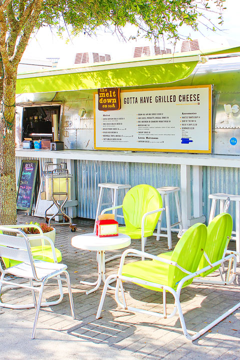 Where To Eat In Seaside, Florida