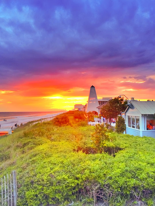 Planning A Vacation To Seaside, Florida