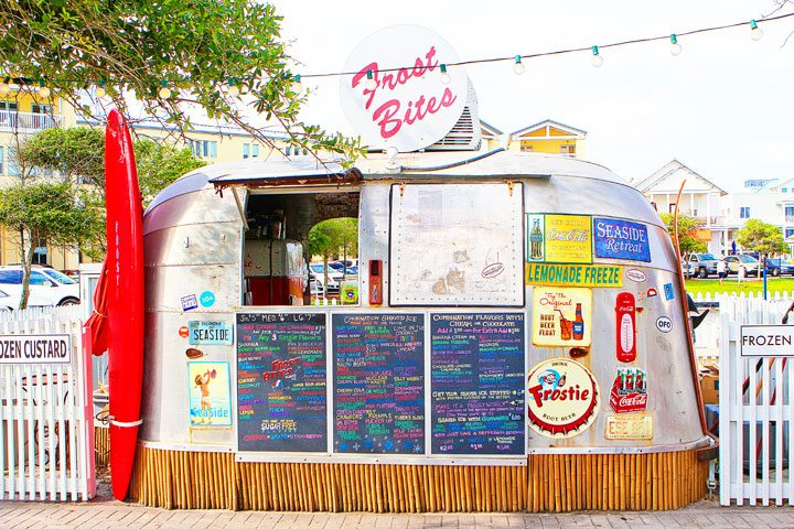 Where To Eat In Seaside, FL