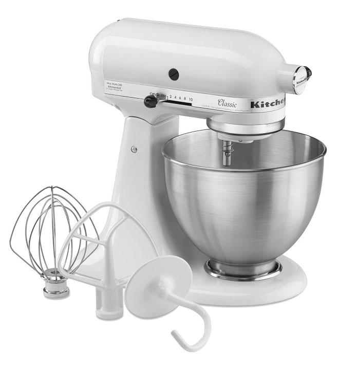 KitchenAid Classic Series 4.5-Quart Tilt-Head Stand Mixer
