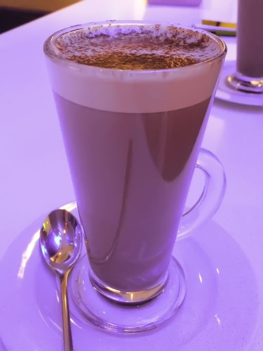 Hot Chocolate - Best Restaurants in London - A list of the BEST London restaurants and the best pubs in London!