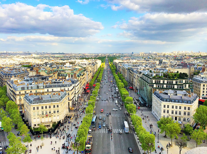 Sights To See In Paris, France