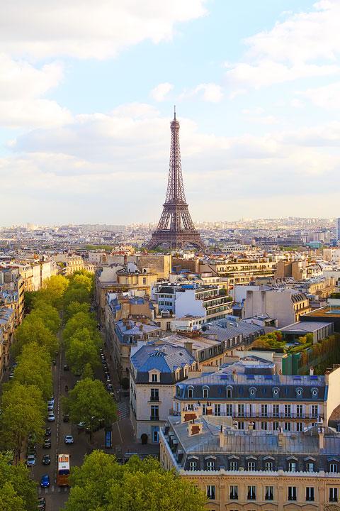 Paris Landmarks To See