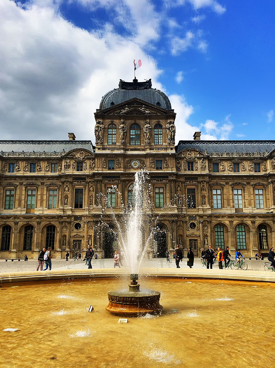 See The Louvre Museum In Paris