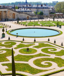 Image of the Garden's Royal Chateau