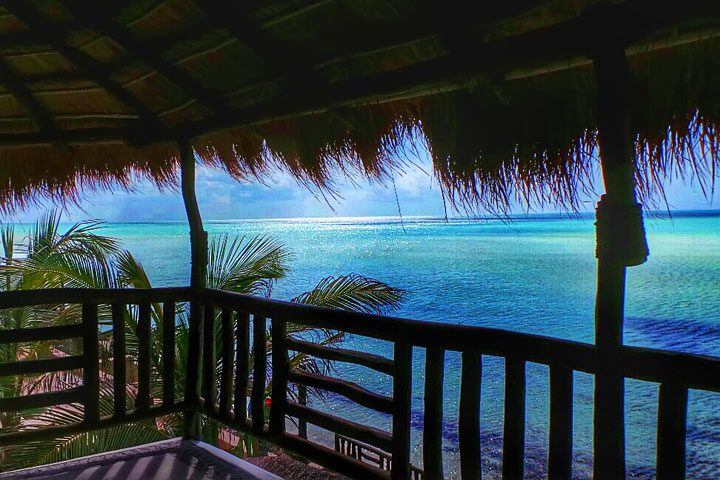 View in Isla Holbox