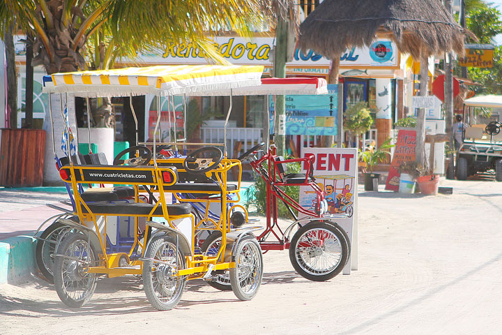Incredible travel photos from the enchanted island of Isla Holbox off the coast of Cancun, Mexico. You must see this island once before you die. #travel #cancun #mexico