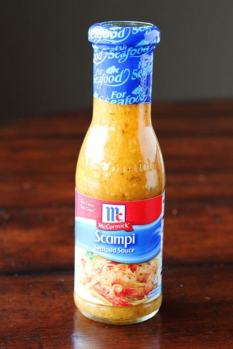 Shrimp Scampi Sauce for Shrimp Scampi Pasta