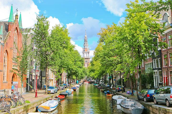 Amsterdam! #travel #amsterdam www.kevinandamanda.com