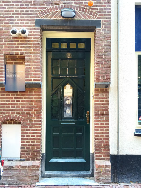 Take a day trip from Amsterdam to Haarlem, and see the Corrie ten Boom House and The Hiding Place + Other Things To Do in Haarlem. #travel #amsterdam #netherlands #europe