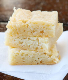 Dutch Butter Cake