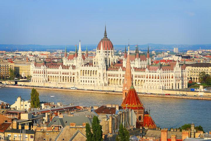 Gate 1 Travel - Budapest Hungary
