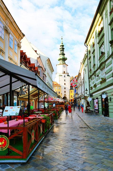 Gate 1 Travel - Bratislava Slovakia