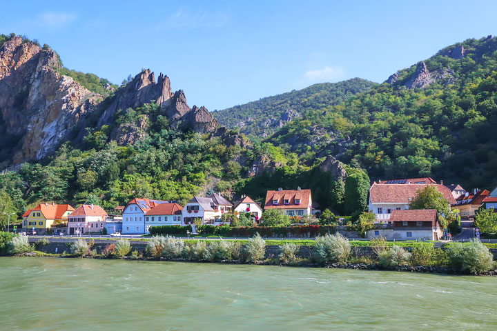 Wachau Valley - Danube River Cruise