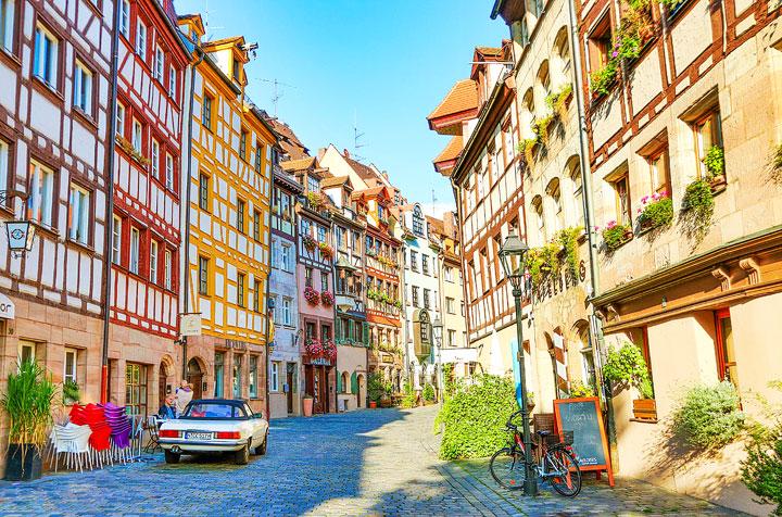 Gate 1 Travel - Nuremburg Germany