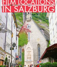 Best Things To Do In Salzburg Austria — Sound Of Music Tour Salzburg