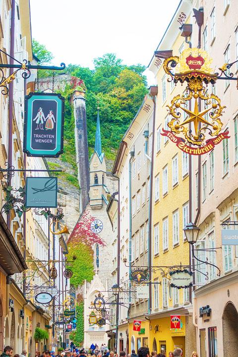 Gate 1 Travel - Salzburg Austria