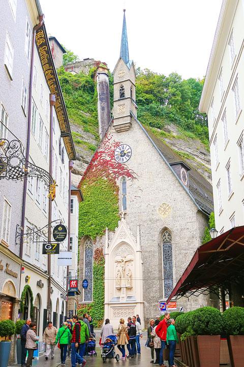 Best Things To Do In Salzburg Austria — Sound Of Music Tour Salzburg
