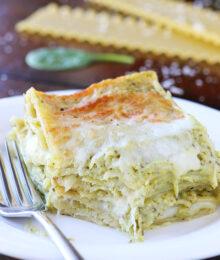 Image of Spinach Artichoke Lasagna